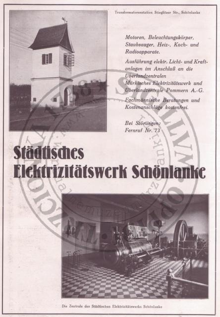 Reklama z książki