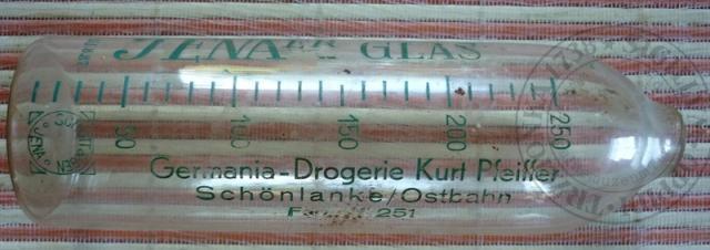 Butelka z drogerii