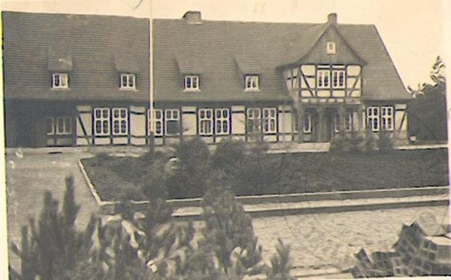 Szkoła leśna w Smolarni