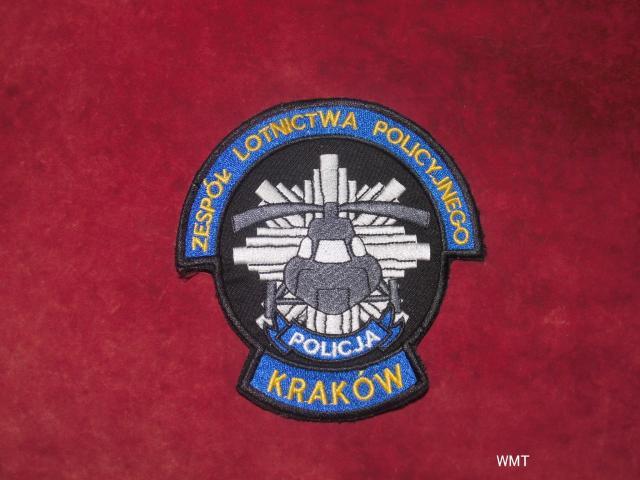 Naszywka - ZLP Kraków